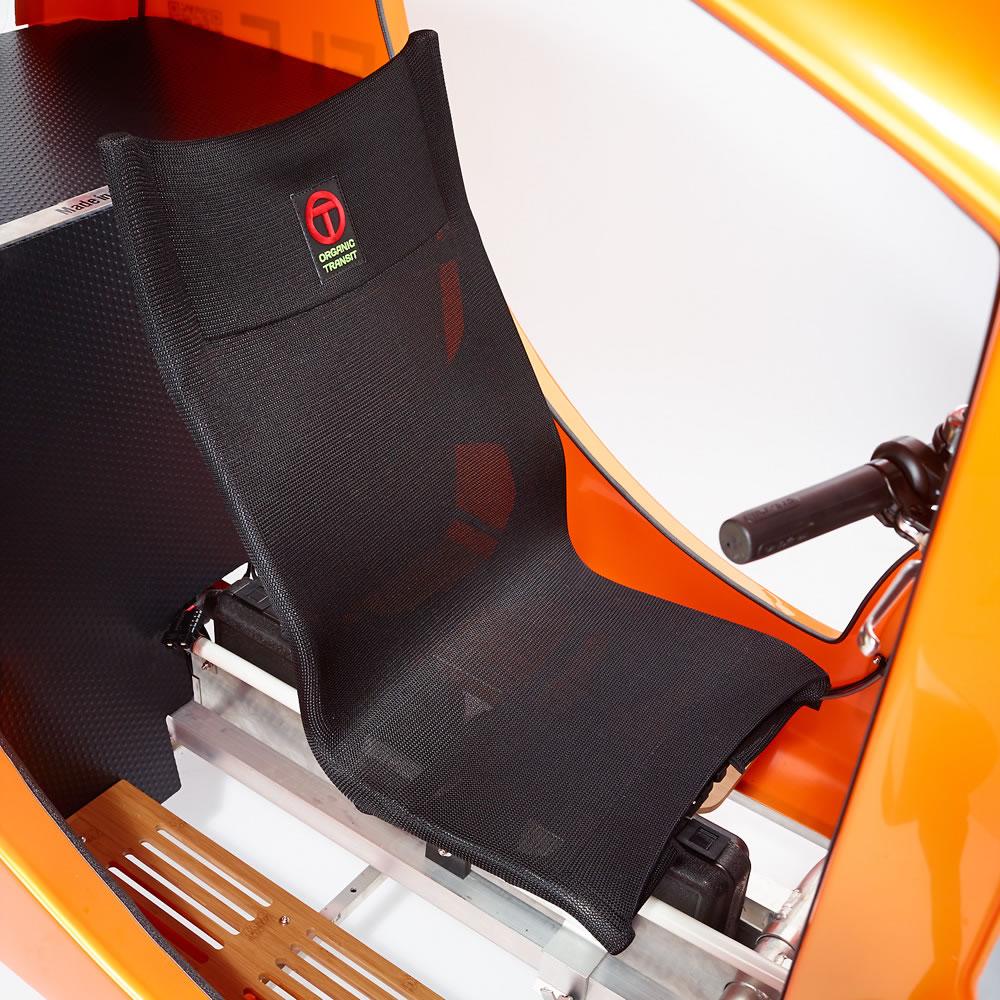 The Solar Velomobile 3