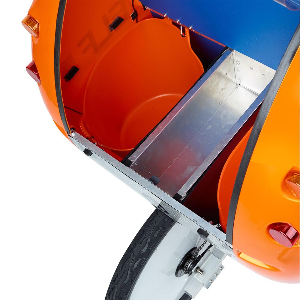 The Solar Velomobile 4