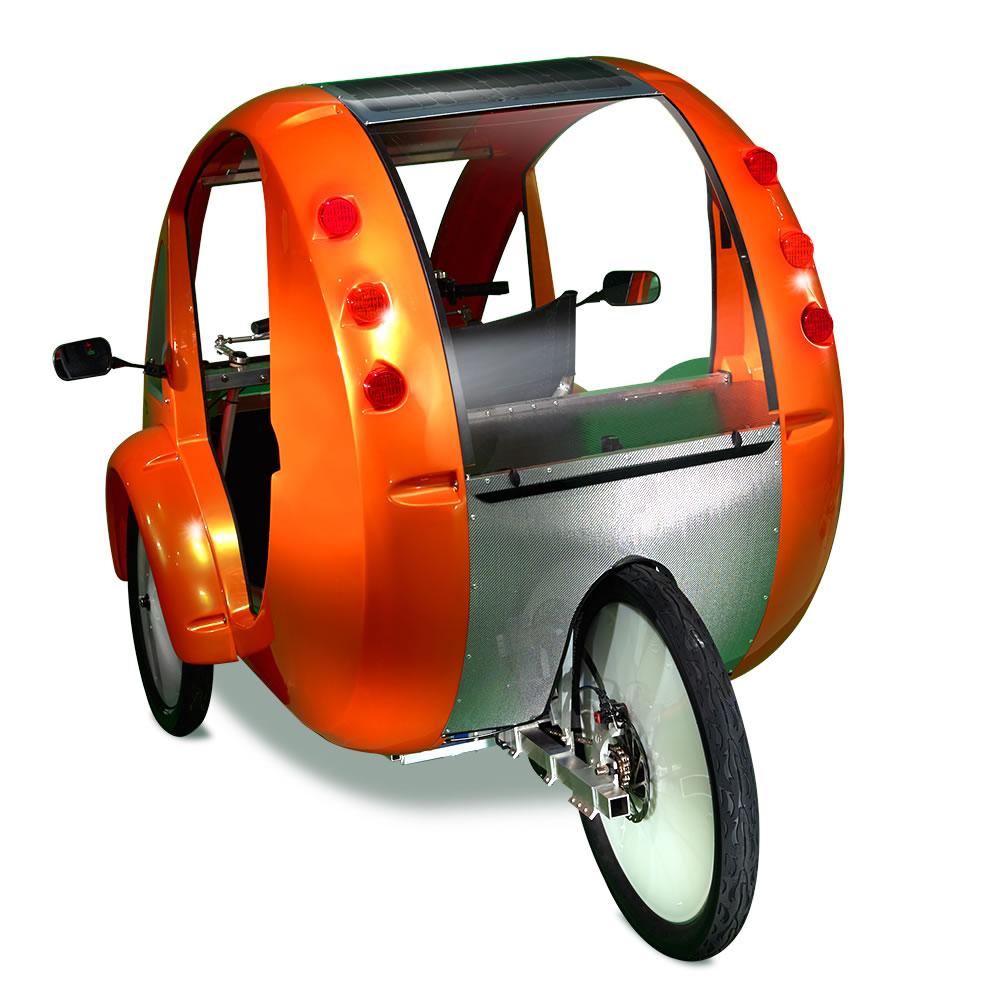 The Solar Velomobile 6