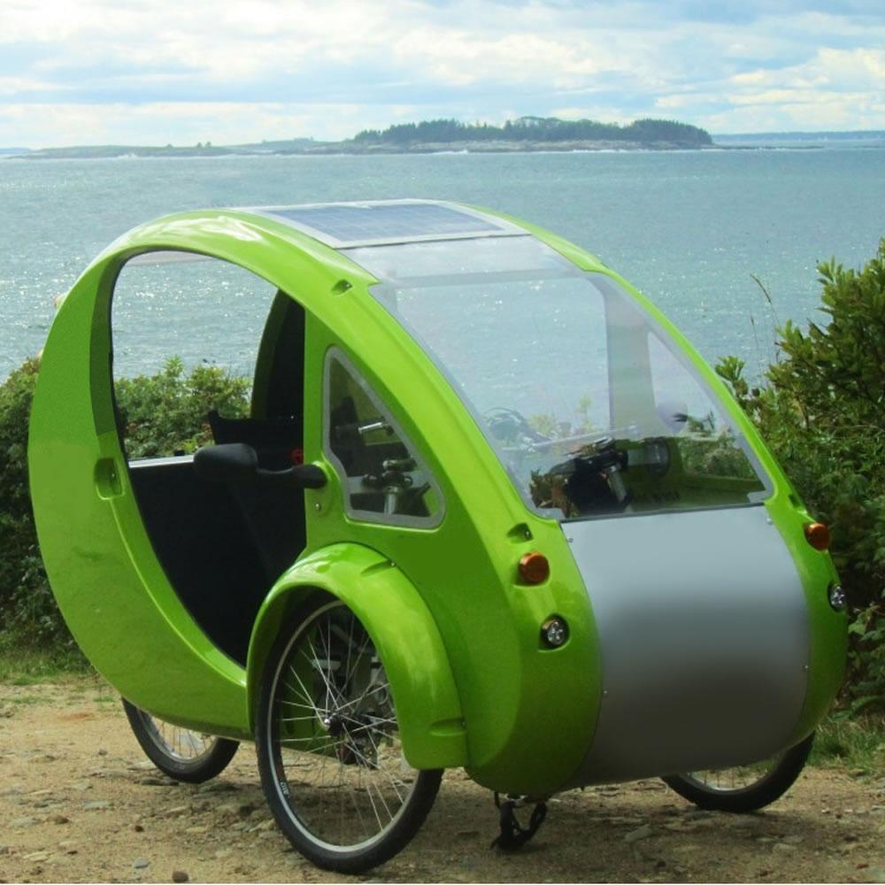 The Solar Velomobile 7
