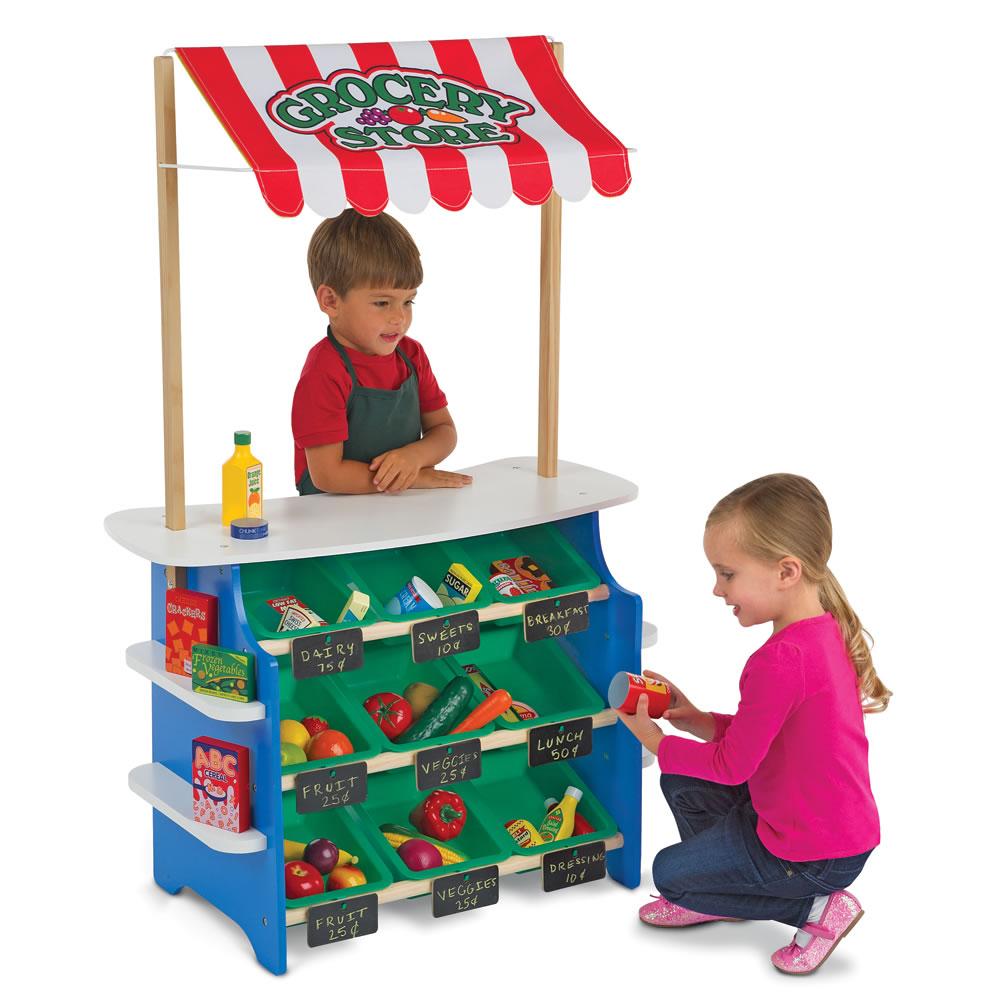 Toys For Play : The children s farmers market hammacher schlemmer
