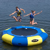 The High Bounce Water Trampoline 12Ft