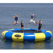 The High Bounce Water Trampoline 15ft