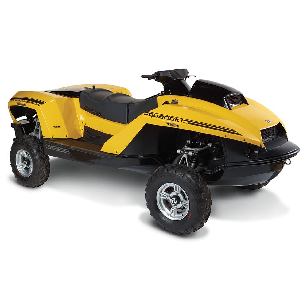 The Amphibious ATV7