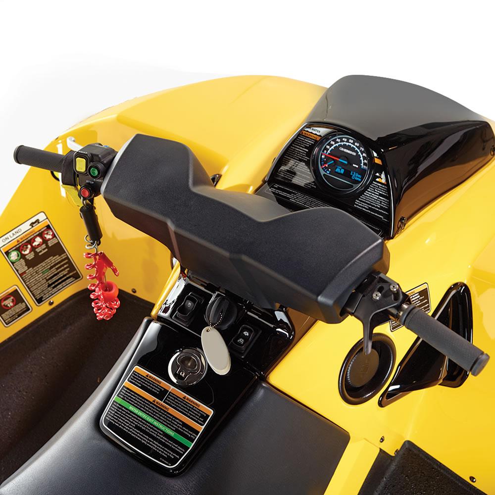 The Amphibious ATV9