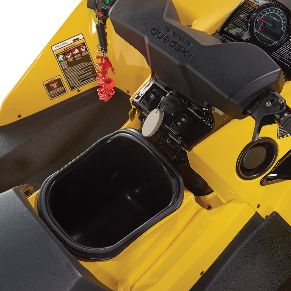 The Amphibious ATV10