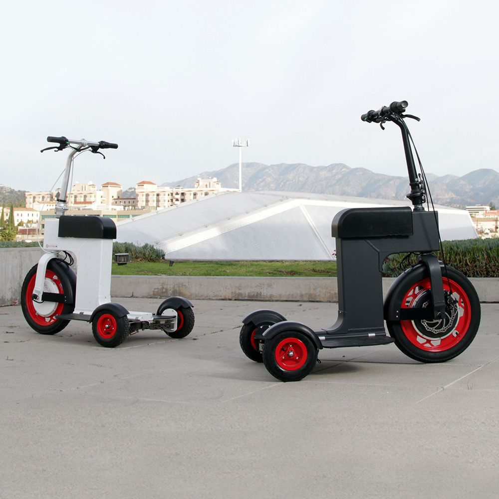 The Foldaway Electric Chariot 6