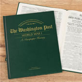 The Original WWI Articles Of The Washington Post.