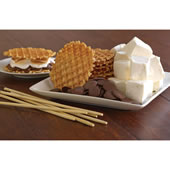 The Ultimate Gourmet Smores Kit.