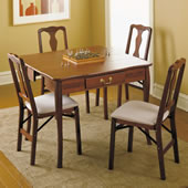 The Versatile Console to Card to Dinner Table.