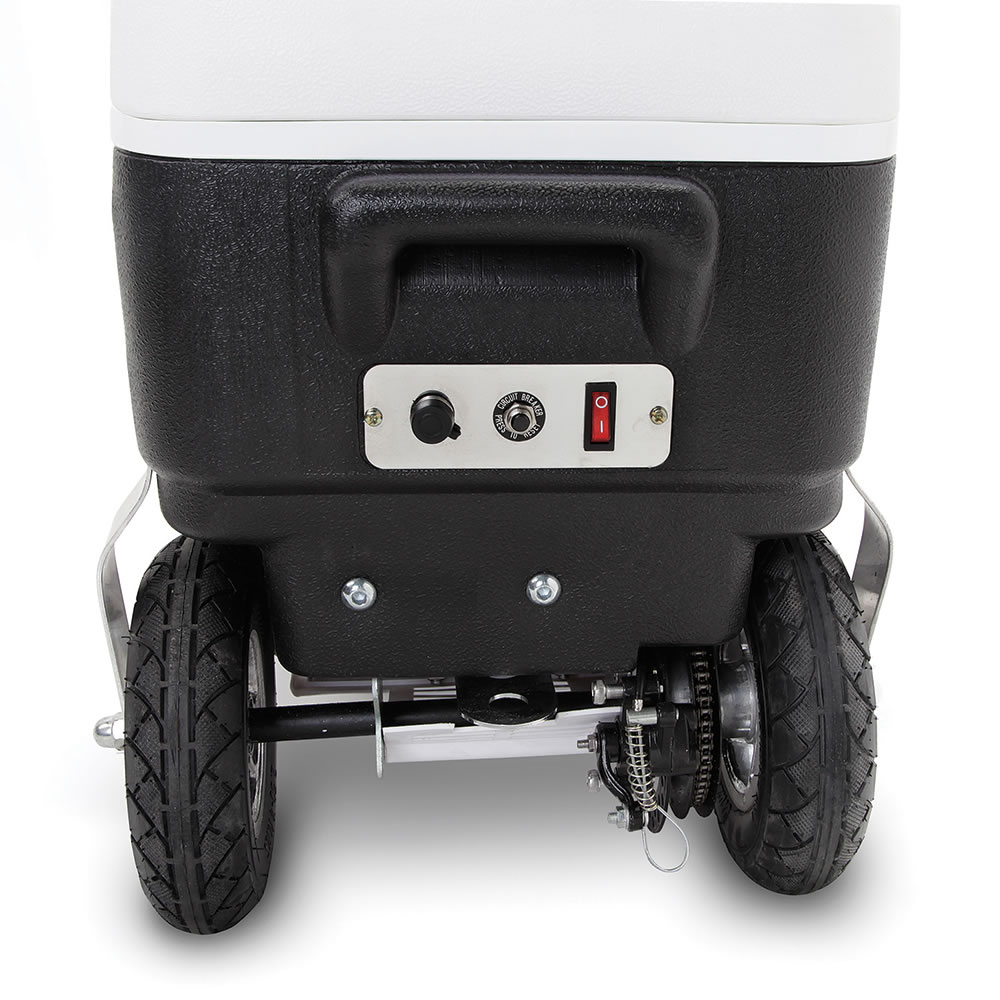 The 12 MPH Cooler 5