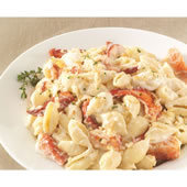 The Award-Winning Lobster Macaroni and Cheese.