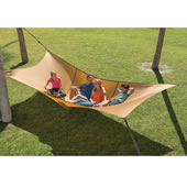The Bunyanesque Hammock.