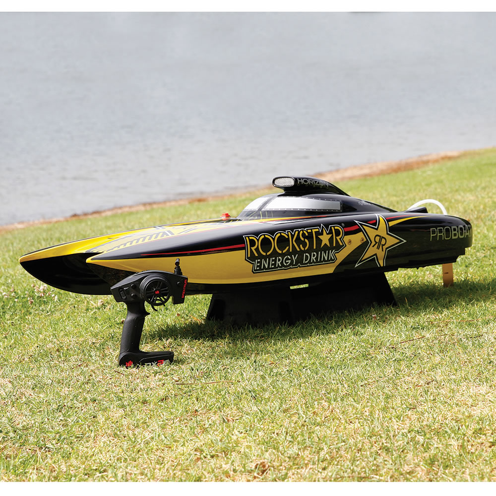 The Competition Class RC Racing Boat 4