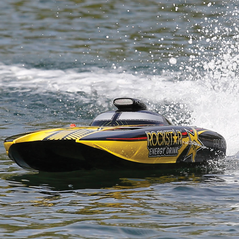 The Competition Class RC Racing Boat 5