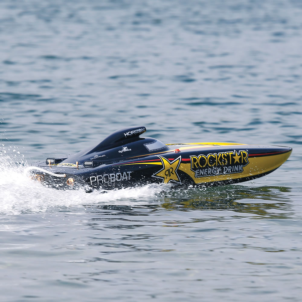 The Competition Class RC Racing Boat 6