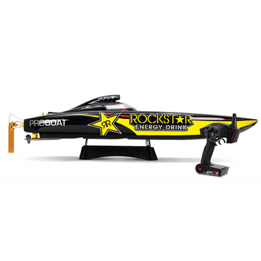 The Competition Class RC Racing Boat.