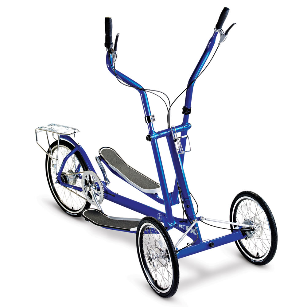 The elliptical bicycle hammacher schlemmer Outdoor bicycle
