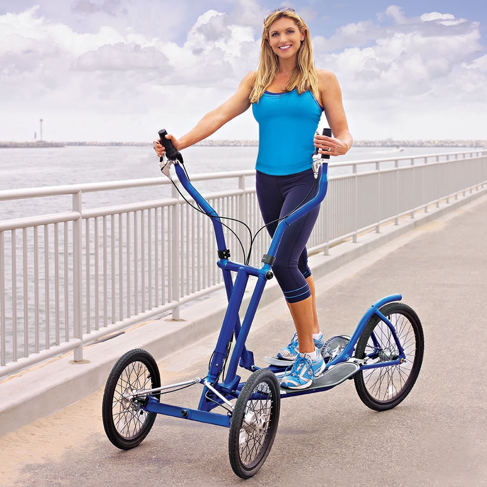 Image gallery elliptical bicycle Outdoor bicycle