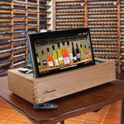 The Oenophile's Wine Cellar Management System.
