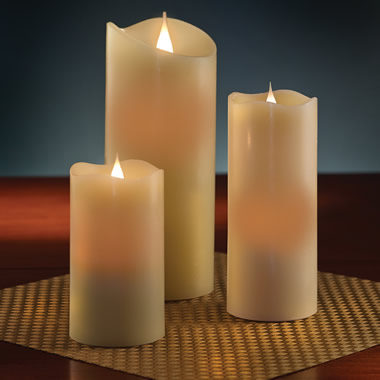 The Most Realistic Flameless Candle.