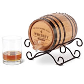 The Make Your Own Whisky Barrel.