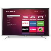 The Roku Enabled Smart TV.