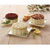 Cheese Torta Trio
