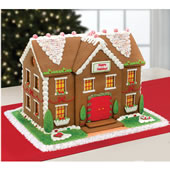 The Personalized Gingerbread Estate.