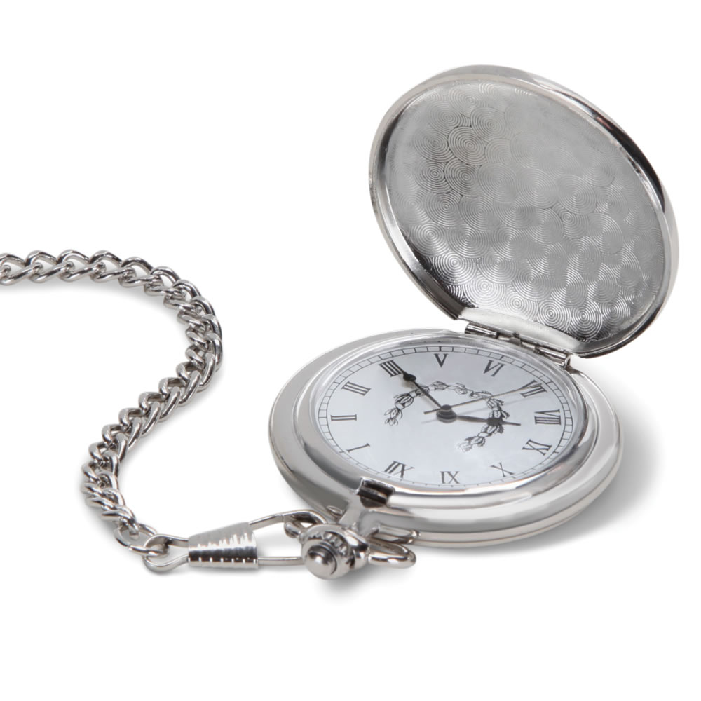 The Year Of Your Birth Half Dollar Pocket Watch2