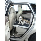 The Backseat Safety Dog Deck.