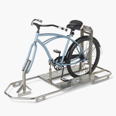 The Buffalo Icecycle.