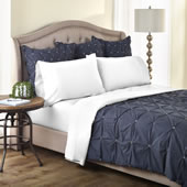 The Temperature Regulating Sheet Set (King).