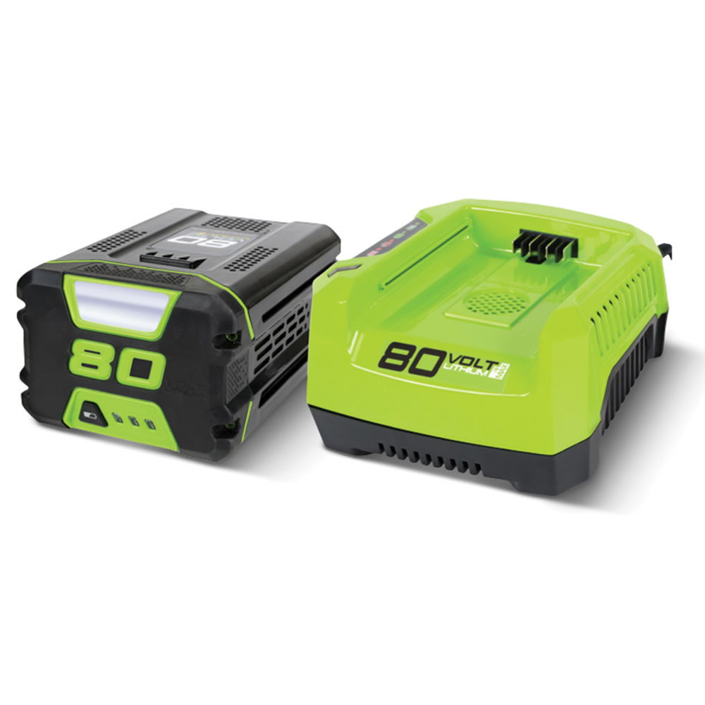 The Superior Rechargeable Chainsaw 3