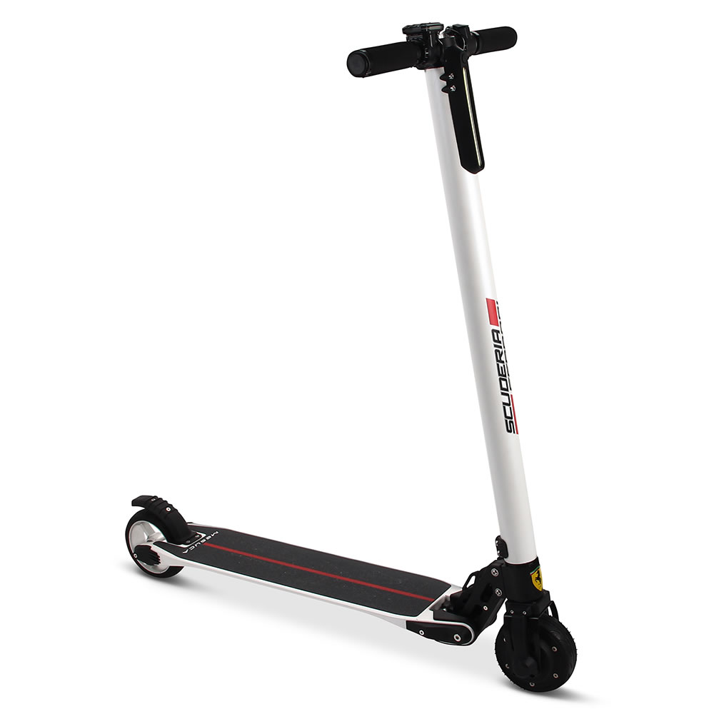 The Ferrari Carbon Fiber Electric Scooter 7