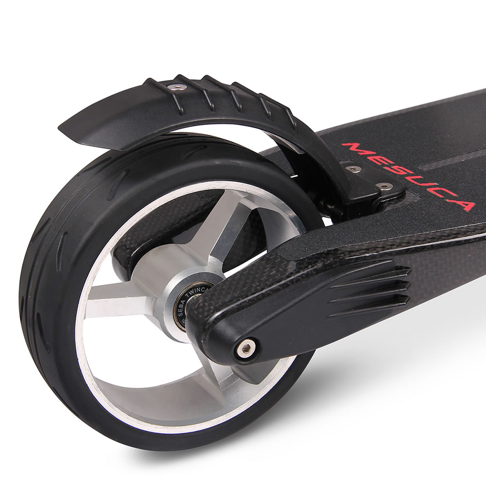 The Ferrari Carbon Fiber Electric Scooter 6