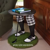 The Gentleman Golfer's Side Table.