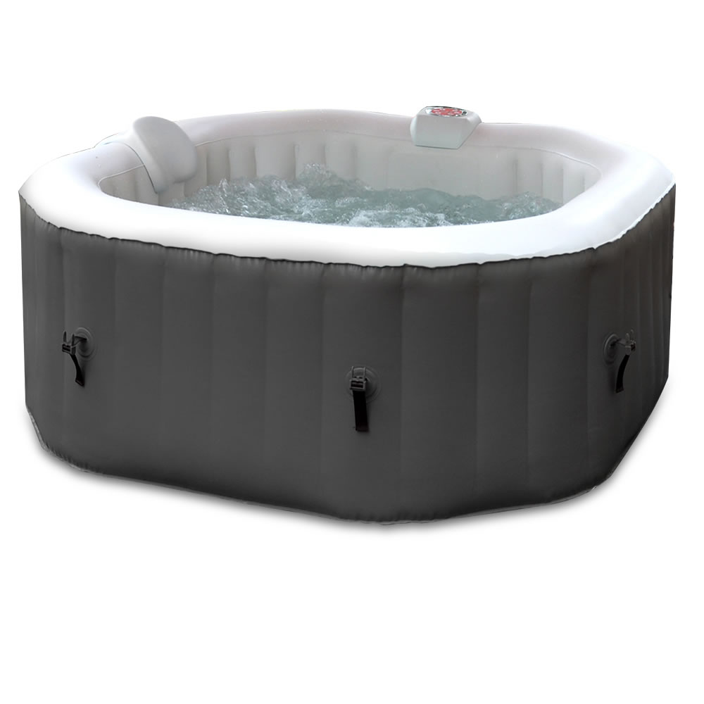 The Three Minute Inflatable Heated Whirlpool Spa5