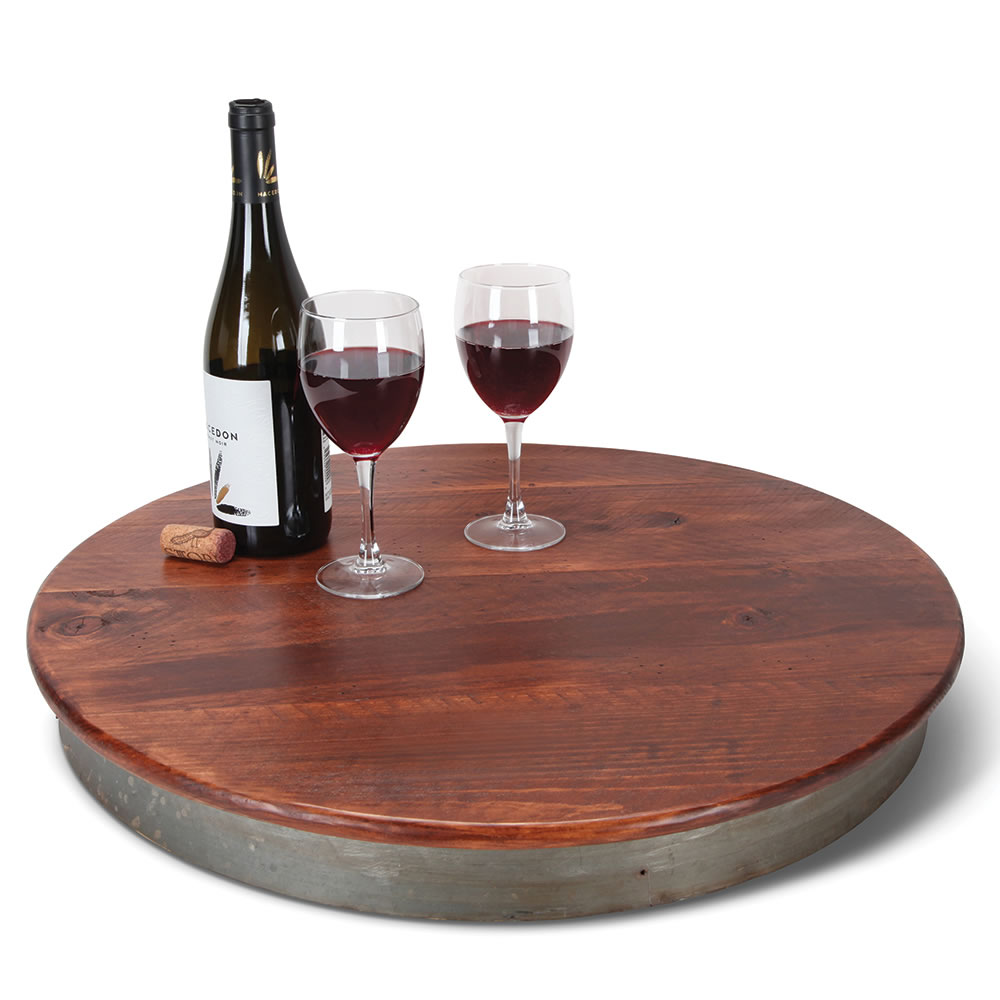 The Oenophile's Lazy Susan 2