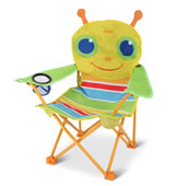 Personalized Childrens Folding Chair