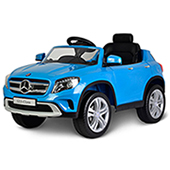 Mercedes Benz Gla Ride On Car Blue