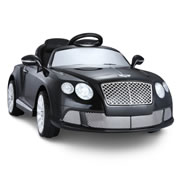 The Child's Ride On Bentley Continental GT.