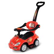 The 3 in 1 Stroller/Walker/Push Car.