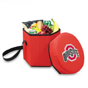 The Sports Fan's Portable Cooler Seat.