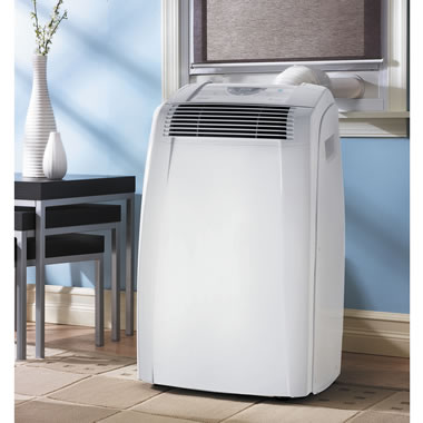 The Most Compact Portable Air Conditioner.