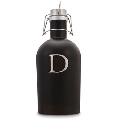 The Personalized Beer Growler.