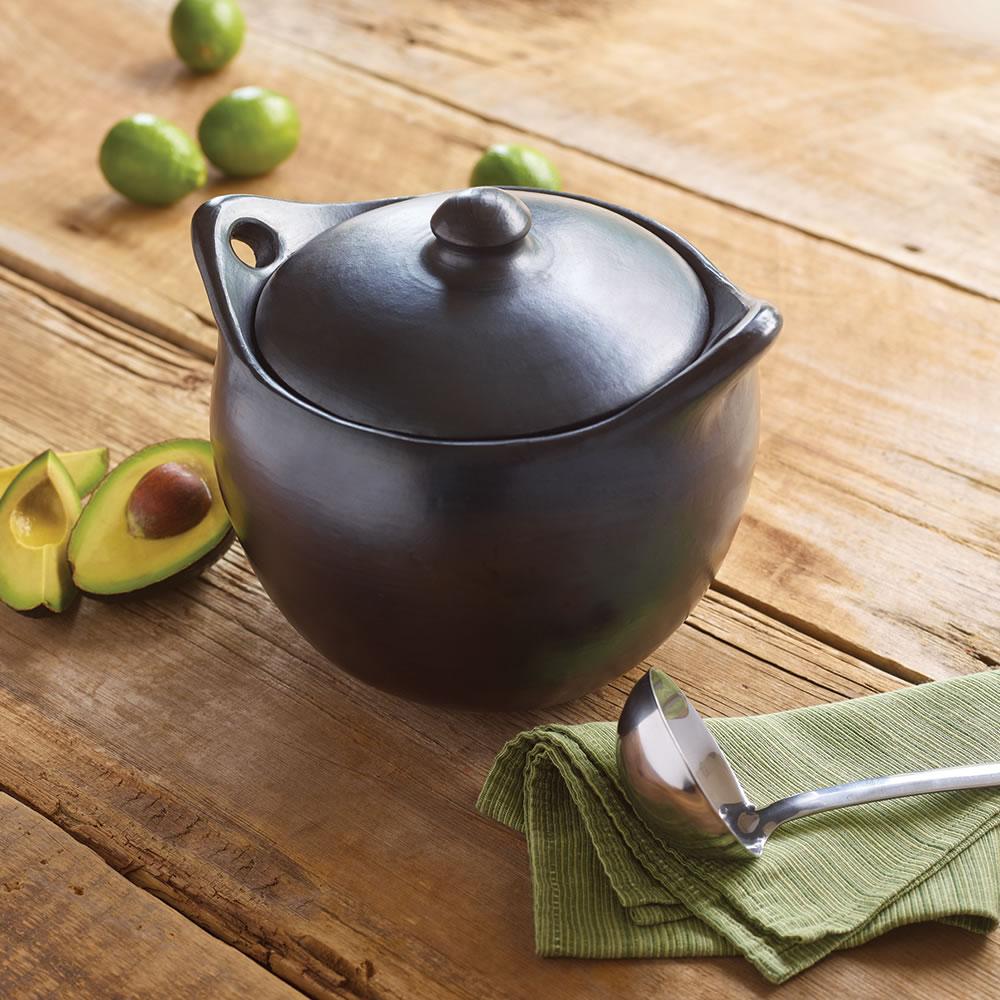 The La Chamba Pre-Incan Clay Soup Pot3