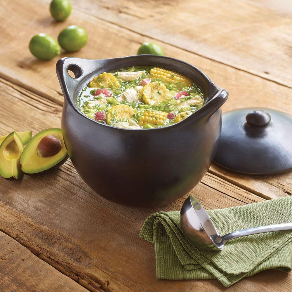 The La Chamba Pre-Incan Clay Soup Pot2