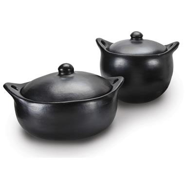 The La Chamba Pre-Incan Clay Soup Pot