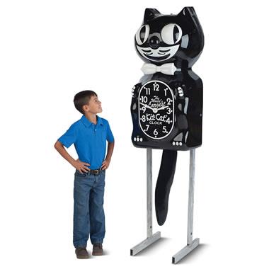 The World's Largest Kit Cat Clock
